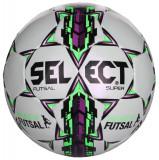 FB Futsal Super Minge fotbal de sala alb-violet n. 4, Select