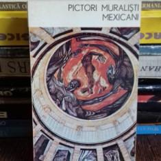 PICTORI MURALISTI MEXICANI - NESTOR IGNAT