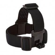Sistem / Ham prindere cap GoPro Head Strap | compatibil GoPro Hero