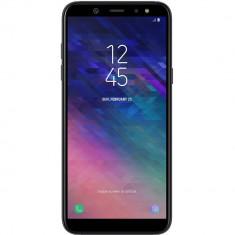 Smartphone Samsung Galaxy A6 2018 A600 32GB 3GB RAM 4G Dual Sim Black, Negru, Neblocat, 5.6''