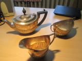 Seviciu ceai Anglia, Set ceai