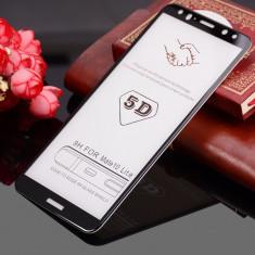 Folie sticla securizata 5D FULL GLUE pentru Huawei P10 Lite , Mate 10 lite