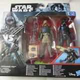 Bnk jc Star Wars Rogue One - Pao + Death Trooper - nou - cutie sigilata - Hasbro