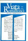 Viata romaneasca Noiembrie 1990 nr 11 - Mihai Sora, Petru Cretia,G, Liiceanu