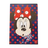 Caiet A4 60 file matematica Pigna Premium Minnie Mouse