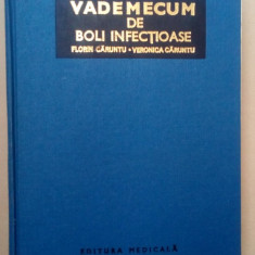 Vademecum de boli infectioase - Florin Caruntu si Veronica Caruntu