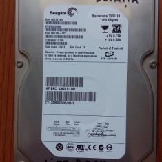 Hard disk Seagate Barracuda 250 GB