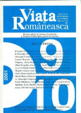 Viata romaneasca Octombrie 2001 nr 9/10 - N. Balota, Pascal Bentoiu