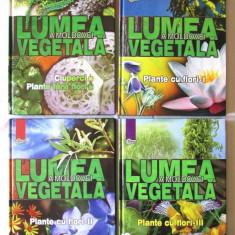 LUMEA VEGETALA A MOLDOVEI, 4 vol, 2005. Academia de Stiinte a Republicii Moldova, Alta editura