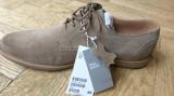 Pantofi piele intoarsa H&M - 100% originali 100% noi la cutie - mar 41