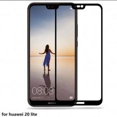Folie sticla securizata 5D FULL GLUE Huawei P20 / P20 lite / P20 Pro