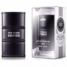 Parfum New Brand Master Essence Man 100ml EDT, Apa de toaleta, 100 ml