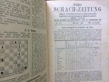 sah 26 reviste legate wiener schach zeitung organ fur gesamte schachleben 1930