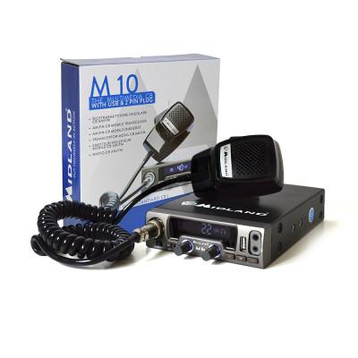 Resigilat : Statie radio CB Midland M10 Cod C1185 foto
