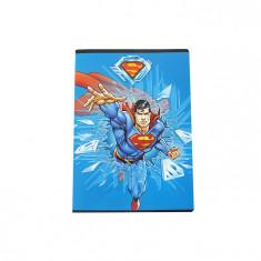 Caiet A5 48 file matematica Pigna Premium Superman