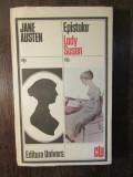 JANE AUSTEN -EPISTOLAR.LADY SUSAN