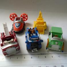 bnk jc Spin Master - lot 5 figurine