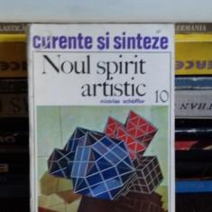 NOUL SPIRIT ARTISTIC - NICOLAS SCHOFFER