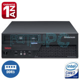 MEGA OFERTA! Calculator LENOVO Intel E8400 3GHz 4GB DDR3 160GB DVD-RW GARANTIE!, Intel Core 2 Duo, 4 GB, 100-199 GB