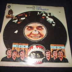The Salvation Co. - Earl Of Ruston _ vinyl,LP _ Capitol(SUA,1970)