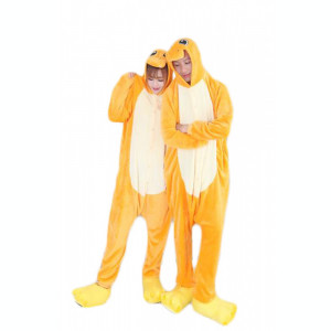 PJM47-19 Pijama intreaga kigurumi, cu model Fire Dragon