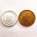 500 LEI 1946+2000 LEI 1946-MIHAI I REGE