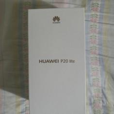 Huawei P20 lite negru, 64GB, Vodafone