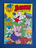 BAMSE * REVISTA BENZI DESENATE , EGMONT ROMANIA , NR. 2 / 1995
