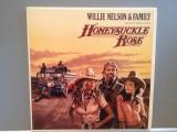 WILLIE NELSON & FAMILY - HONEYSUCKLE ROSE - 2LP Set (1980/WARNER/USA) - Vinil/NM, Wea