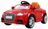 Masinuta electrica Audi TT RS, rosu metalizat