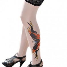 STK19 Ciorapi cu tatuaj