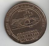 ANUL INTERNATIONAL AL BIBLIEI IN ROMANIA -  Medalie  -  RARA