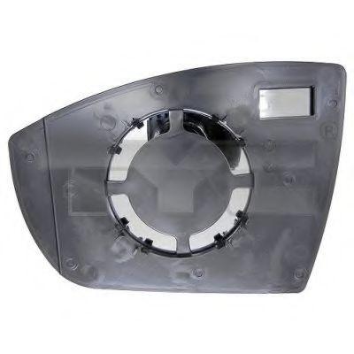 Sticla oglinda, oglinda retrovizoare exterioara FORD S-MAX (WA6) (2006 - 2016) TYC 310-0196-1 foto