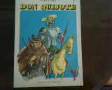 Miguel de Cervantes Don Quijote, ed. gigant, ilustrata, Alta editura, Miguel de Cervantes
