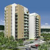 Apartament Bloc NOU - 4 camere, Etajul 7