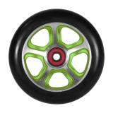Roata Trotineta MGP Filth 110mm Black/Green