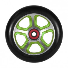 Roata Trotineta MGP Filth 110mm Black/Green