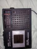 RADIO CASETOFON SANWA 7007,Recorder,Automatic,de colectie,pt.Piese,Tp.GRATUIT