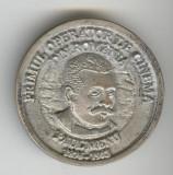 PAUL MENU - PRIMUL OPERATOR DE CINEMA DIN ROMANIA - Medalie RARA