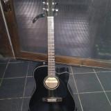 Chitară Fender CD 140 SCE negru