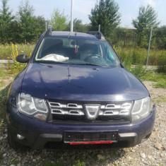 Duster deteriorat pe partea stângă din nov 2016,, Benzina, SUV