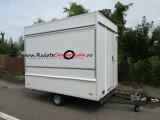 RULOTA COMERCIALA IN STOC 3000X2000X2300