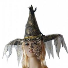 Q86 Accesoriu Halloween palarie de vrajitoare