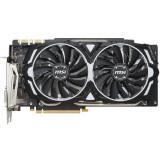 Placa video MSI nVidia GeForce GTX 1080 Ti Armor 11G OC 11GB DDR5X 352bit
