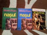 NASUL/SICILIANUL-MARIO PUZO (3 VOL)