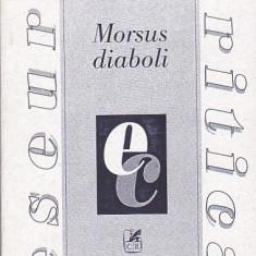 CONSTANTIN TOIU - MORSUS DIABOLI