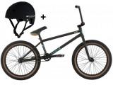 Bicicleta BMX Premium Subway 21 Matte Rootbeer