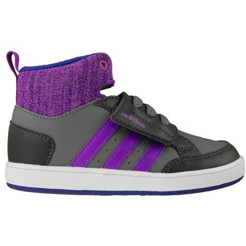 Ghete Copii Adidas Hoops Cmf Mid Inf BB9947