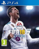 Fifa 18 (Hung box EFIGS In Game) /PS4, Electronic Arts