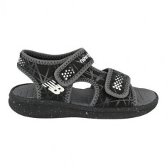 Sandale Copii New Balance Kids Sport Sandal K2031BKW, 26, 27.5, 28.5, 30, 31, 32.5, 33.5, 35, 37.5, 38.5, Negru, New Balance